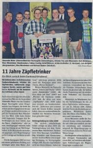 11-Jahre-Zäpfletrinker-Dankeschönabend_vHzH vom 14.11.2013